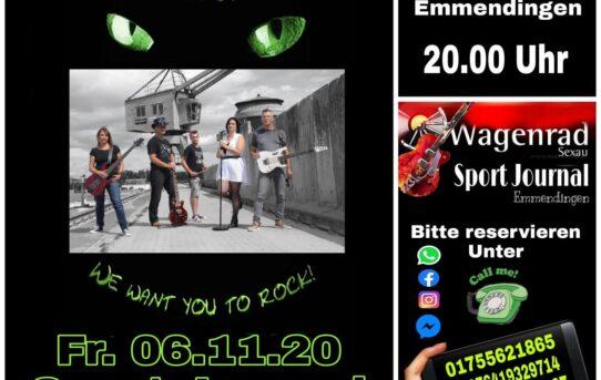 Headhunter Live im Sportjournal Emmendingen