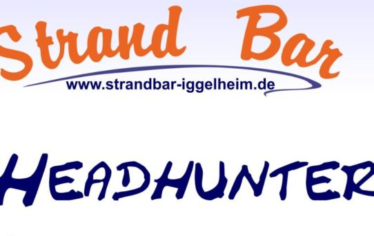18. September 2021: Headhunter rockt die Strandbar Iggelheim