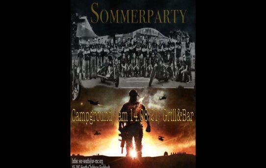 14. August 2021: Headhunter rockt das Sommerfest der Army Vets