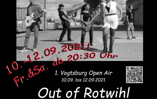 Out Of Rotwihl - 1. Vogtsburger Open Air Festival 2021